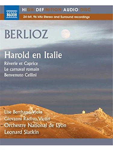 Berlioz - Works for Orch (Blu-ray Audio)