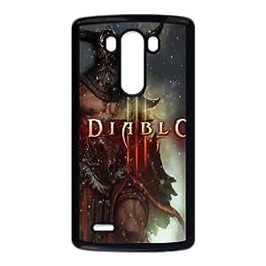 Custom Case Diablo for LG G3 L4T3527352