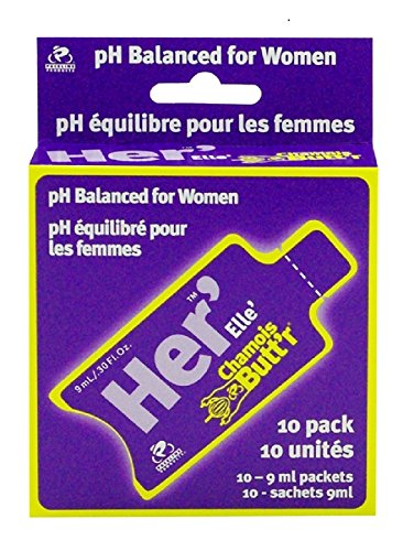 Chamois Buttr 10PACK9MLHCB Her 10 pack