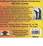 Healthcare Fraud and Abuse Introduction 100 Users, Farb, Daniel, 1594912238