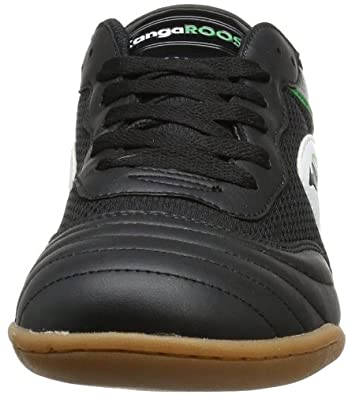 black 14 Goal Line Schwarz unisex Nero Sneaker adulto KangaROOS qUZPwax