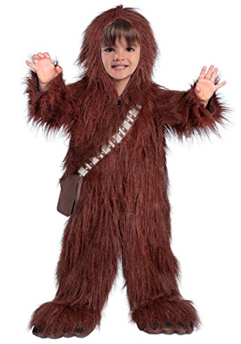 Princess Paradise Star Wars Premium Chewbacca Child's Costume, 2T]()