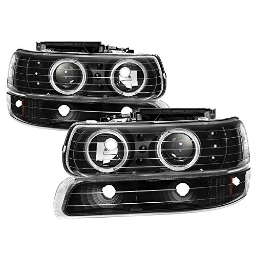 Xtune PRO-JH-CSIL99-SET-BK Projector Headlight