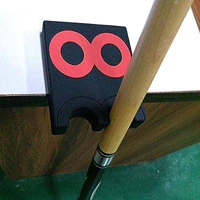 Alomejor Pool Sticks Holder Mini Billar Pool Holder Rack ...