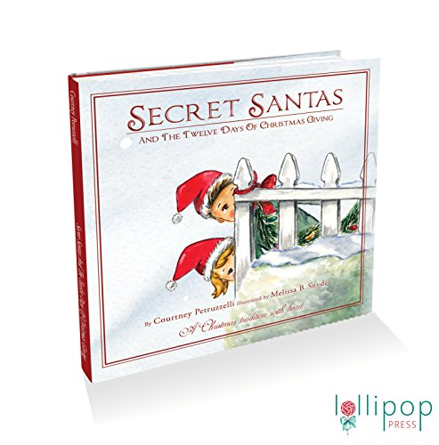 Secret Santas And The Twelve Days Of Christmas - Santa Secret Christmas