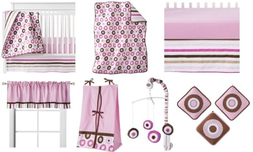 oc 10 pc Crib Set ()