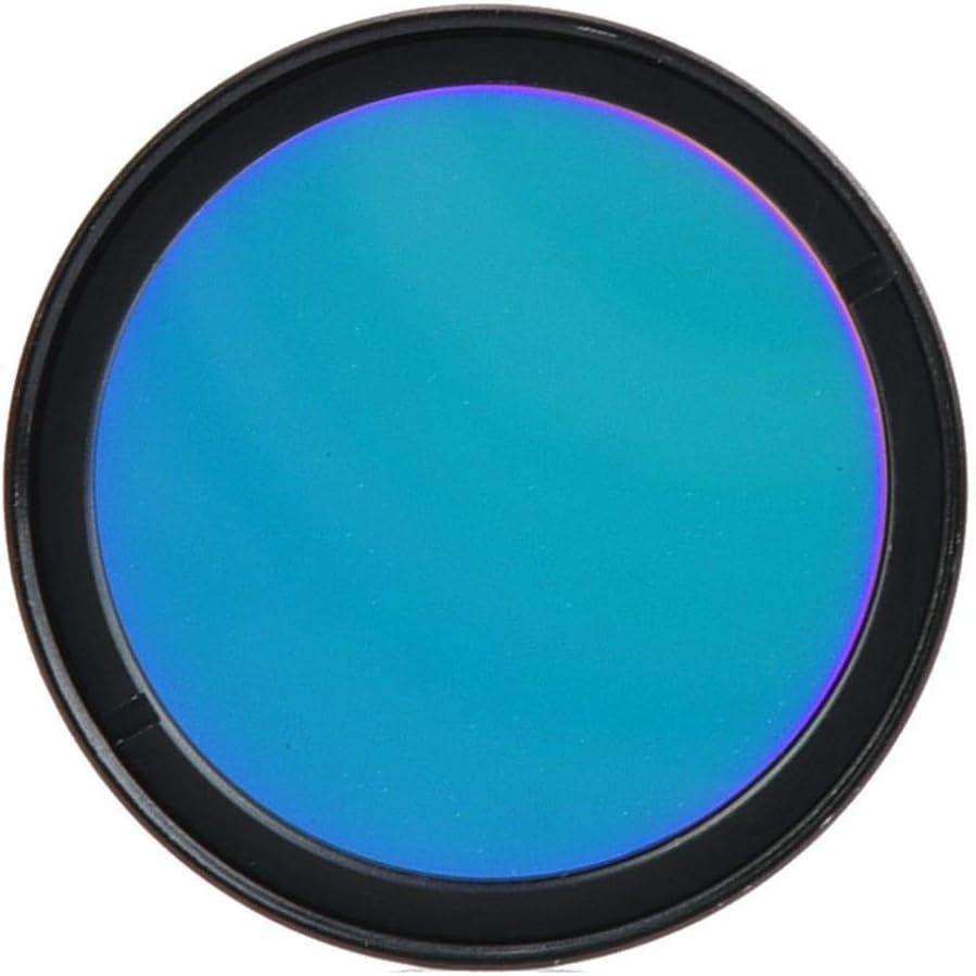 Jacksking 1.25 Inch 31.7mm Filter UHC Light Pollution Inhibition Lens for Astronomical Telescope Monocular Eyepiece Lens Color Filter