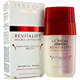New Loreal Dermo-Expertise RevitaLift Double Lifting Eye 15ml/0.5oz
