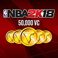 NBA 2K18: 50000 VC - PS3 [Digital Code]