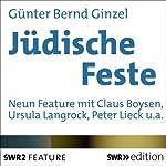Jüdische Feste | Günther Bernd Ginzel