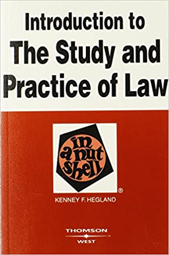 Introduction to the study and practice of law in a nutshell in a introduction to the study and practice of law in a nutshell in a nutshell west publishing 5th edition fandeluxe Gallery