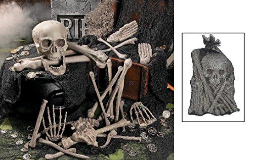 Fun Express Bag Skeleton Bones