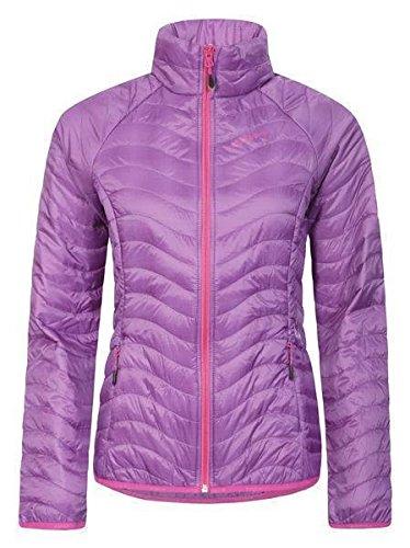Ice Peak chaqueta de Transición Gala 48morado