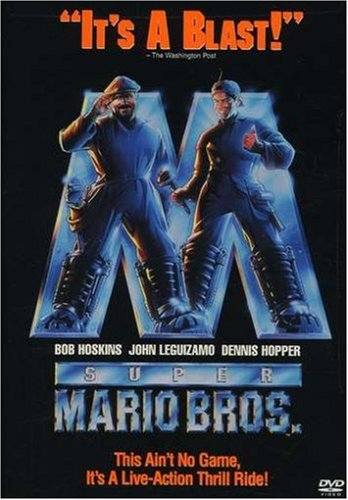 DVD : Super Mario Brothers (DVD)