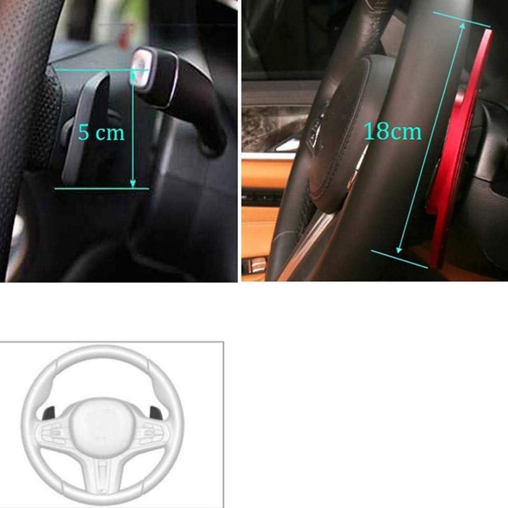 LILIXNX car Sticker Car Decoration car Parts Automotive Interior Paddle Shifter Extension,for BMW 3 5 6 7 X3 X4 X5