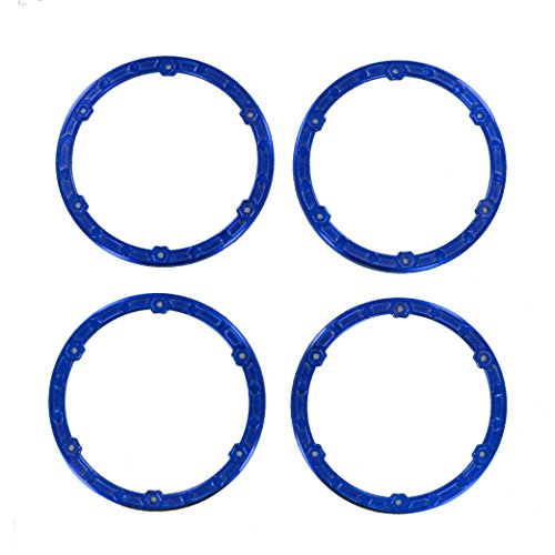 Replaces Stock (Redcat Racing Terremoto Wheel Rim to Replace Stock Black Version, Blue)