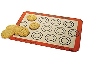 Silpat AE420295-12 Perfect Cookie Baking Sheet