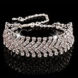 Fashion Women Charm Jewelry Pendant Chain Choker Chunky Bib Statement Necklace