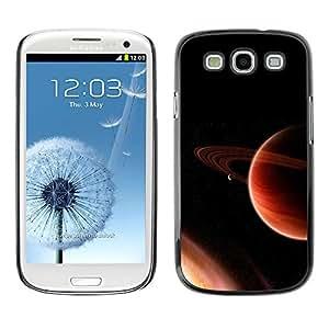 Stuss Case / Funda Carcasa protectora - Movement Of Planets - Samsung Galaxy S3