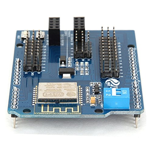 Multiplex Expansion Module - WINGONEER ESP8266 WiFi Web Server Shield NodeMCU for Arduino Uno, Mega2560 similar CC3000