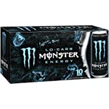 10 pack of monster energy drinks - Monster Lo-Carb Energy Drink - 10 PK
