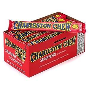 Charleston Chew Strawberry,24CT