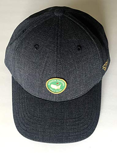 2019 Masters golf Hat augusta national members navy round logo tiger woods wins (Masters Golf Hat Navy)