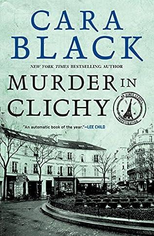 Book Cover Of Murder In Clichy