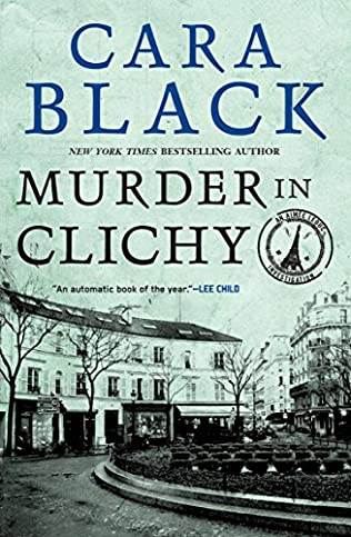 book cover of Murder in Clichy