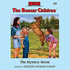 The Mystery Horse Audiobook
