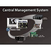 Nuuo NCS-BASE Central Management System Base include 1*base license+48*camera connection+8*I/O connection