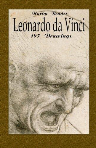 97 Drawings (The Art of Drawing) (Volume 1) (Da Vinci Drawings)