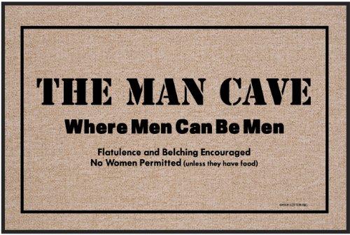 Man Cave Mat