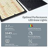 EnFun FS-2000 Led Grow Light Full Spectrum Grow