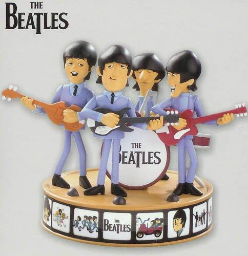 om The Beatles Christmas Ornament (Carlton Christmas Heirloom Ornaments)