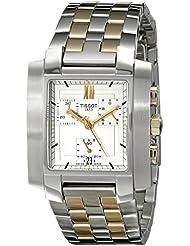 Tissot Men's T60258733 Two-Tone TXL Chronograph Two-Tone Watch