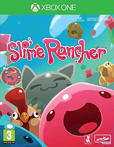 Price comparison product image Slime Rancher (Xbox One)