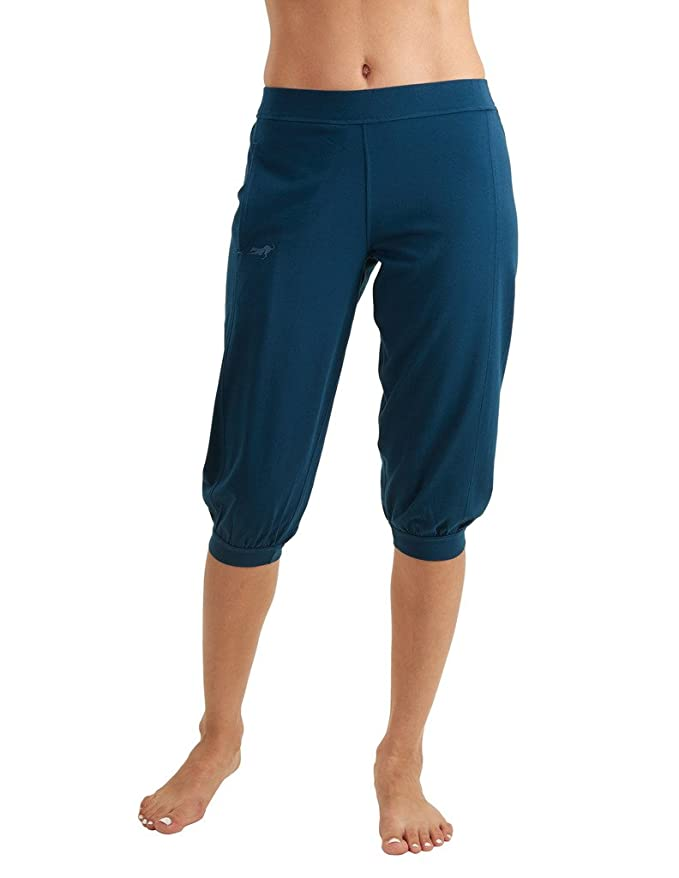 Proyog Women's Organic Yoga Relaxed Capri Review