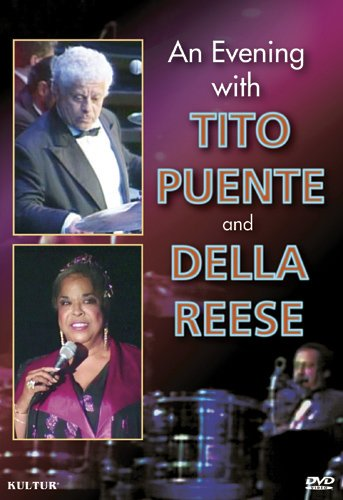 DVD : Della Reese - An Evening With Tito Puente and Della Reese (DVD)