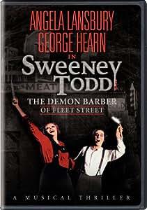Sweeney Todd: The Demon Barber of Fleet Street (Broadway Version)