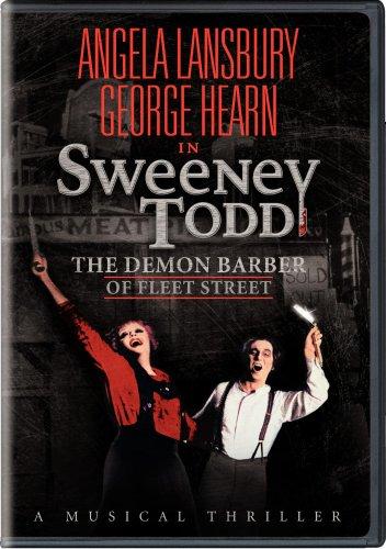 UPC 883929017683, Sweeney Todd: The Demon Barber of Fleet Street (Broadway Version)