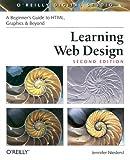 """Learning Web Design - A Beginner's Guide to HTML, Graphics, and Beyond"" av Jennifer Niederst Robbins"