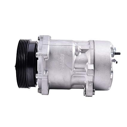 Amazon.com: Facaimo 1J0820805 77554 New AC Compressor AC Clutch For VW Beetle Golf Jetta 1998-2006 Audi TT Quattro 2000-2006: Automotive