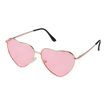 Winbang Gafas de Sol, Mode Vintage de Gafas de Sol de Espejo ...