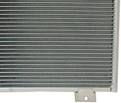 Sunbelt A//C AC Condenser For Dodge Dakota Mitsubishi Raider 3666 Drop in Fitment