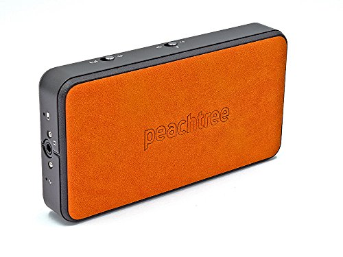 Peachtree Audio SHIFT Portable Headphone Amplifier and USB DAC (Tan)