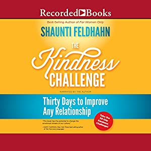 The Kindness Challenge Audiobook