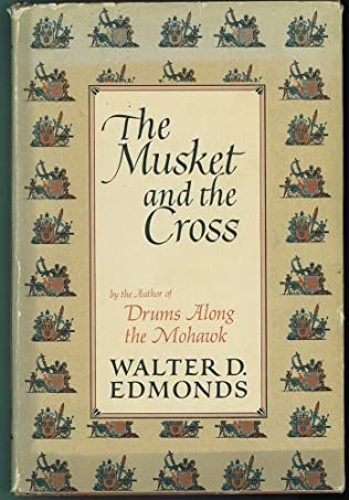 book cover of The Musket and the Cross