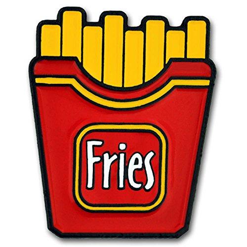 PinMart Fast Food French Fries Enamel Lapel Pin