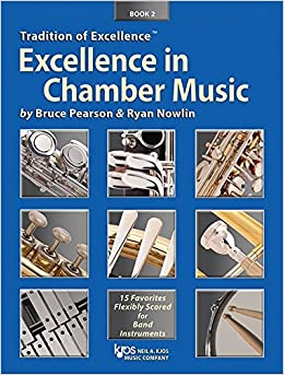 Tradition Of Excellence Bb Tenor Saxophone-book 2 Instruction Books, Cds & Video